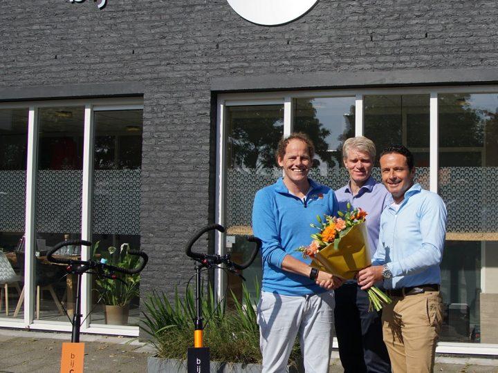 Samenwerking Topzorg Beweegcentrum bij Cas en Me-Mover Benelux B.V.