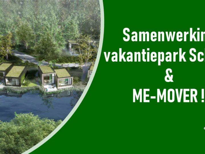 Samenwerking vakantiepark Schaijk en ME-MOVER !!