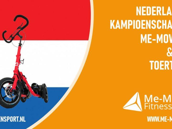 Nederlandse kampioenschappen Me-Moveren