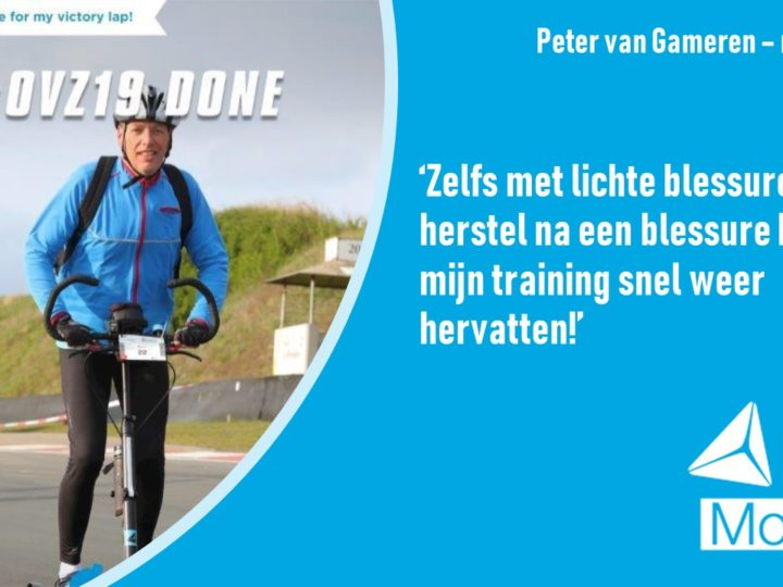 Peter van Gameren mei 2019