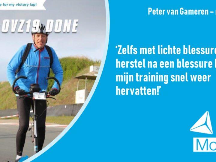 Peter van Gameren mei 2019
