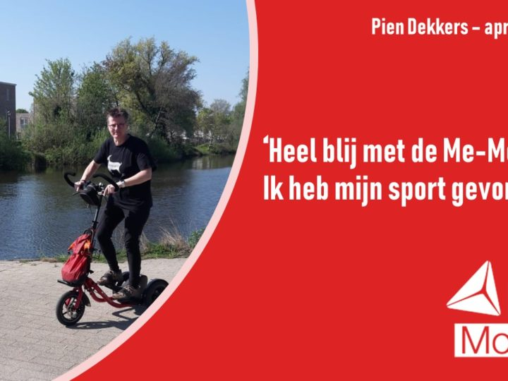 Pien Dekkers april 2019